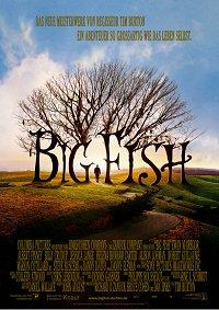 Land  Fish on Rang 5 Titel Big Fish Jahr 2003 Land Usa Regisseur